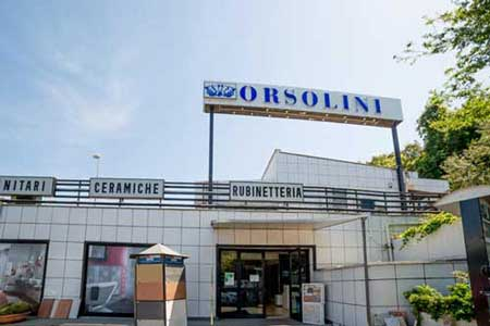 Orsolini - ShowRoom di Roma Aurelia