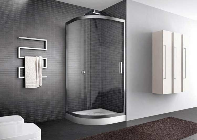 foto bagni moderni piccoli. stunning with bagni piccoli con doccia ... - Bagni Piccoli Moderni