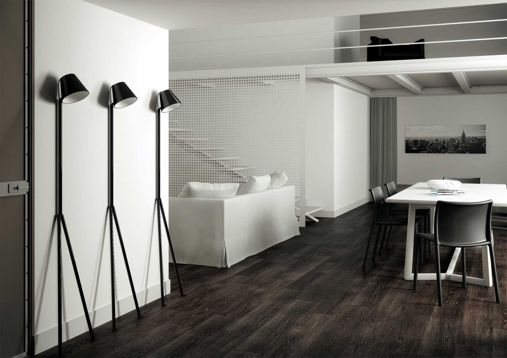 Gres porcellanato effetto legno una nuova tendenza nel panorama dell 39 arredamento orsolini - Piastrelle gres ceramico ...