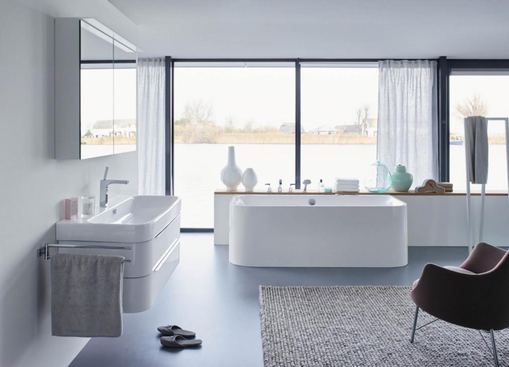 Vasche Da Bagno Incasso Duravit : Vasche da bagno al centro della stanza orsolini