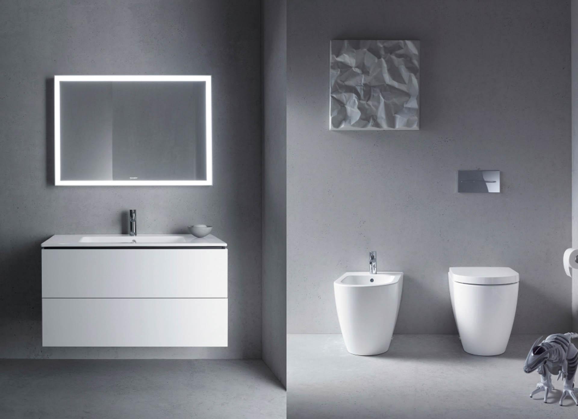 Il bagno duravit starck idee per il design della casa - Rivenditori arredo bagno lecce ...