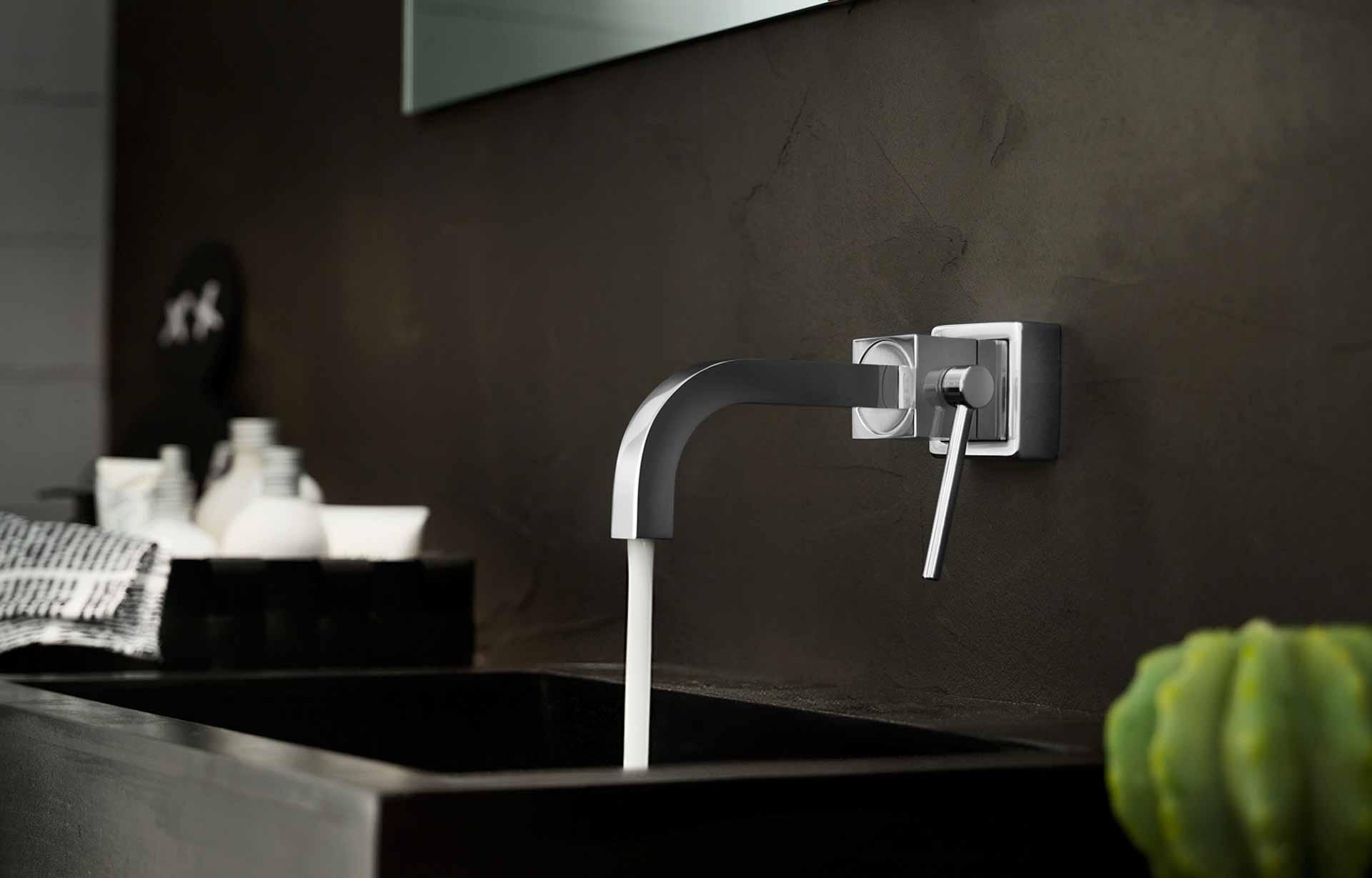 Nobili rubinetterie orsolini - Rubinetto a parete bagno ...