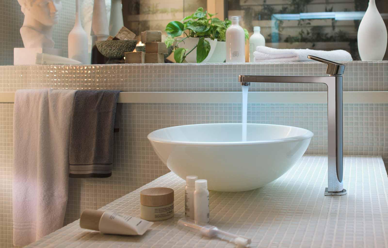Bagno Stile Minimalista : Zeus progetto bagno