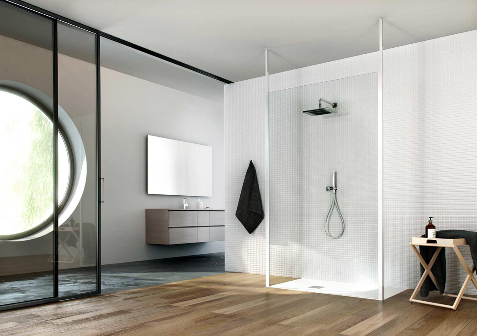 box doccia tda, l'arte di vestire l'acqua - orsolini - Arredo Bagno Box Doccia