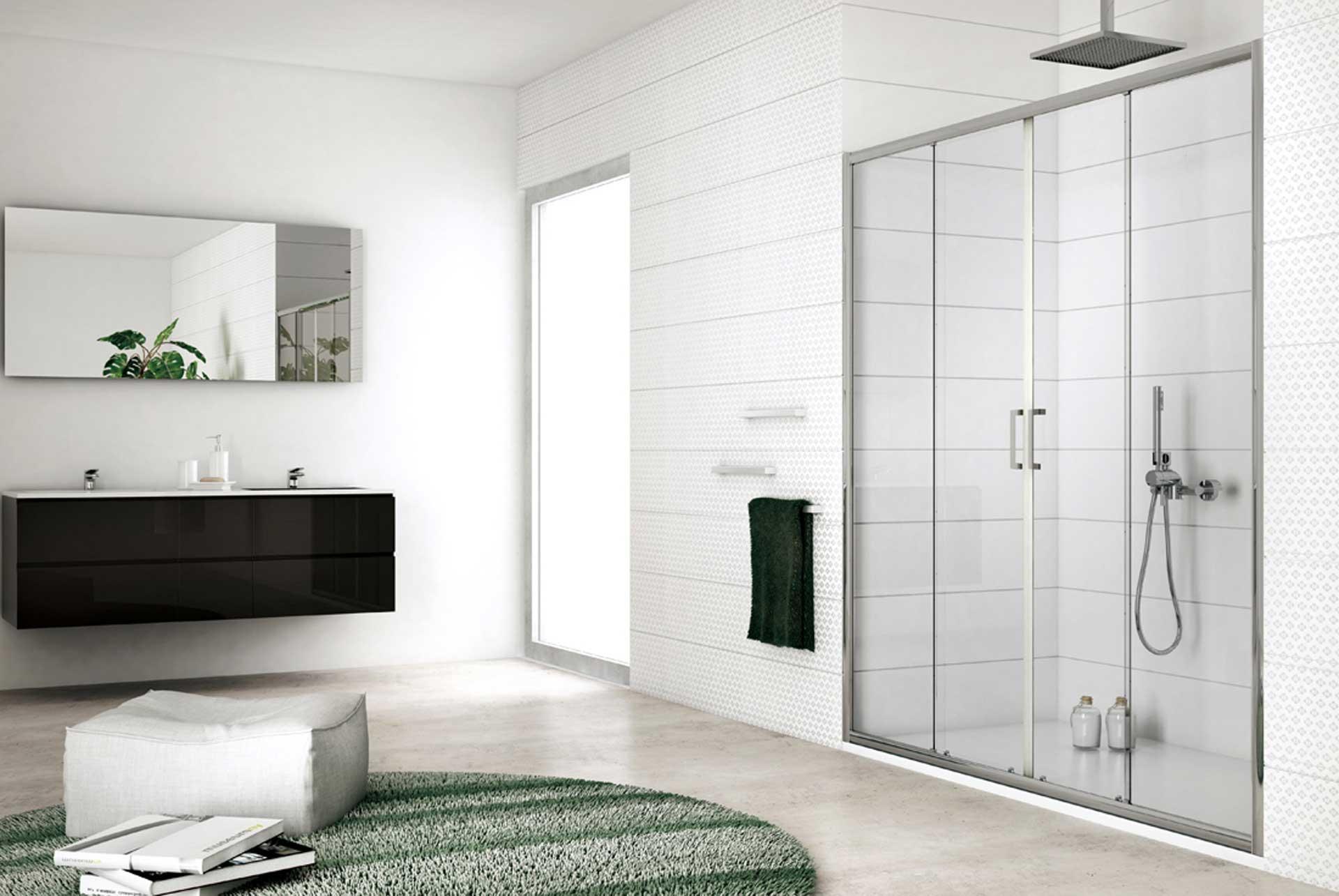 Tda box doccia orsolini - Doccia senza piatto doccia ...