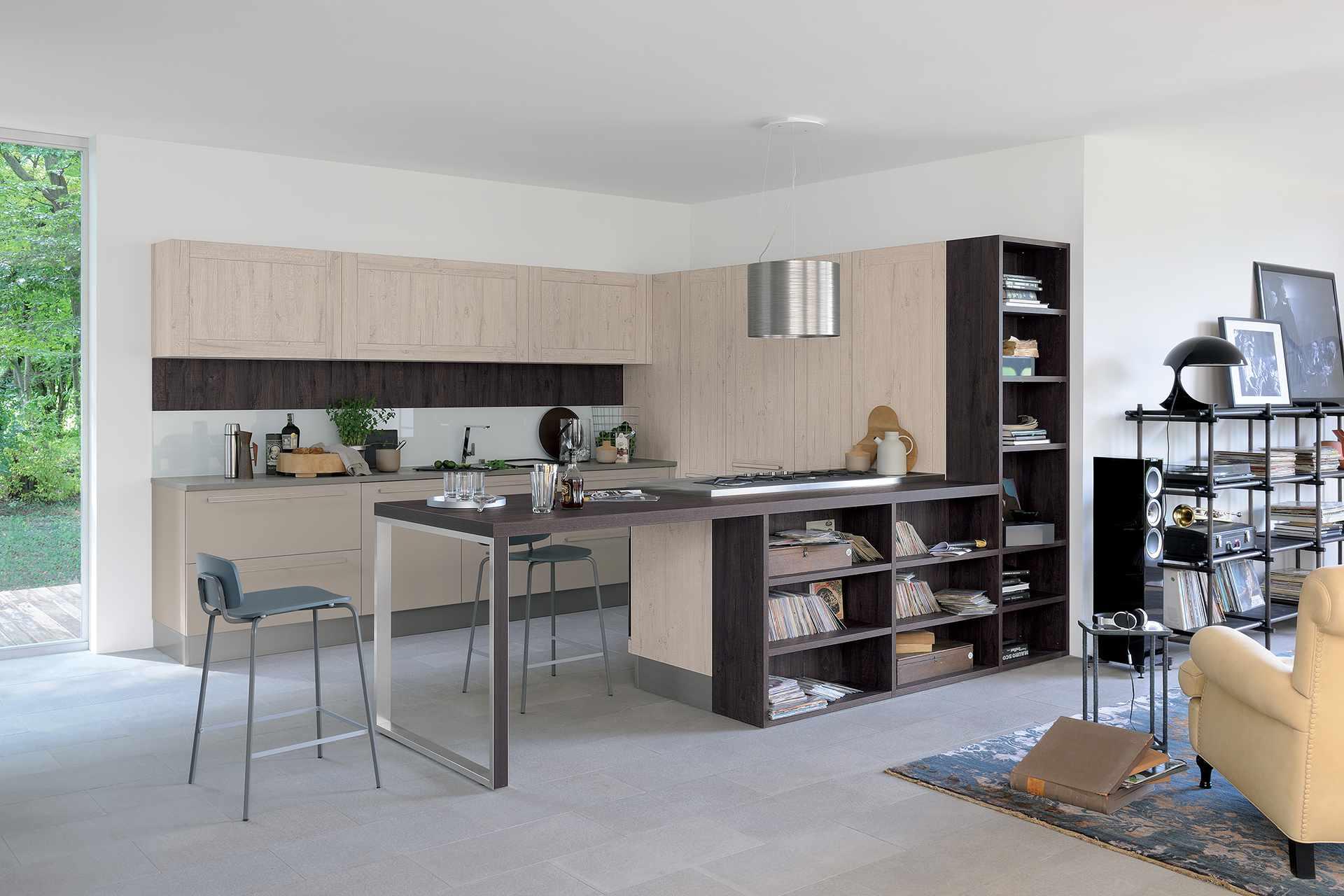 Ethica Decorativo di Veneta Cucine, un progetto orientato al Design ...