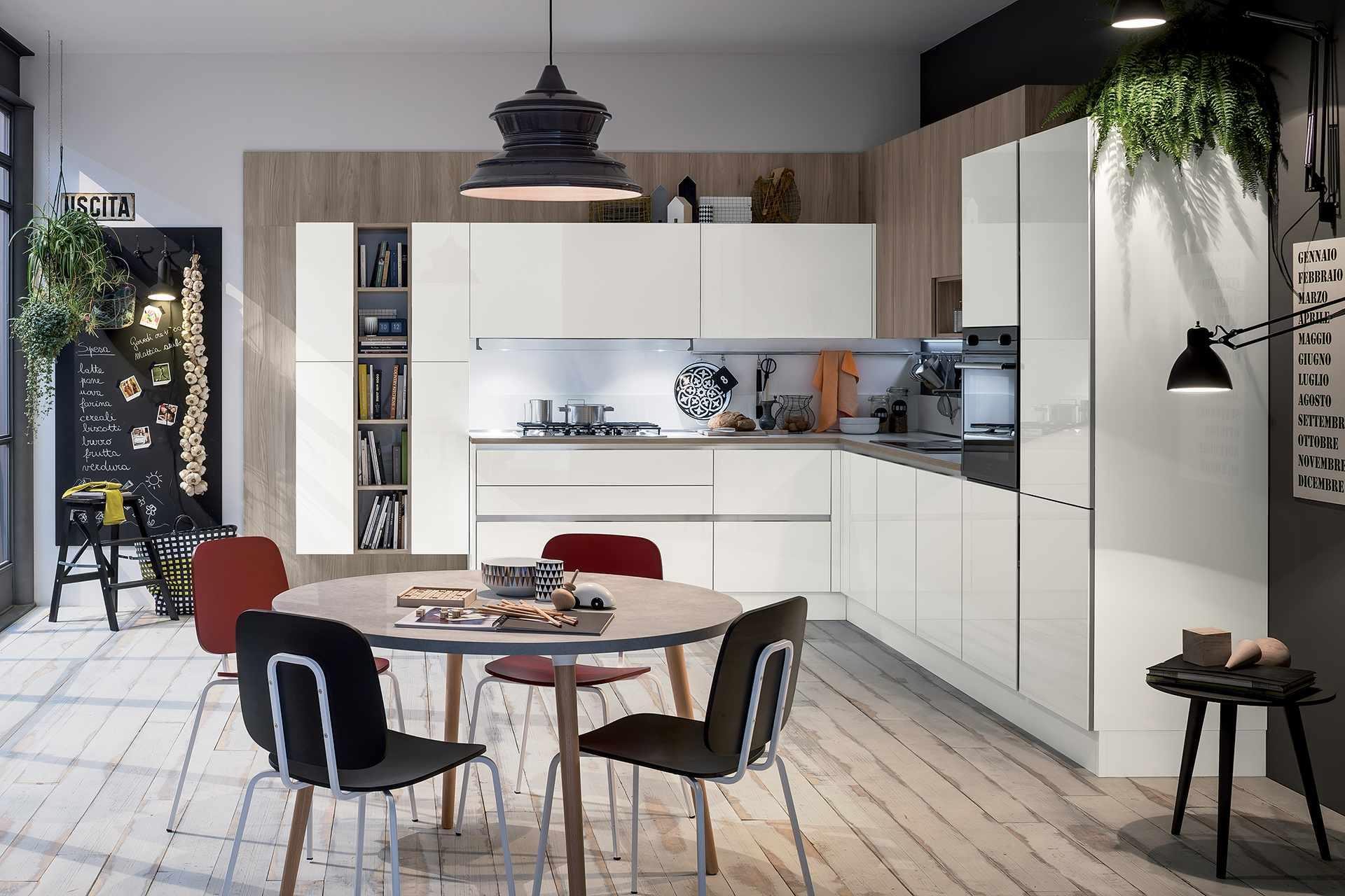 Dipingere Mobili Cucina. Come Colorare Le Pareti Del Soggiorno Fresh ...