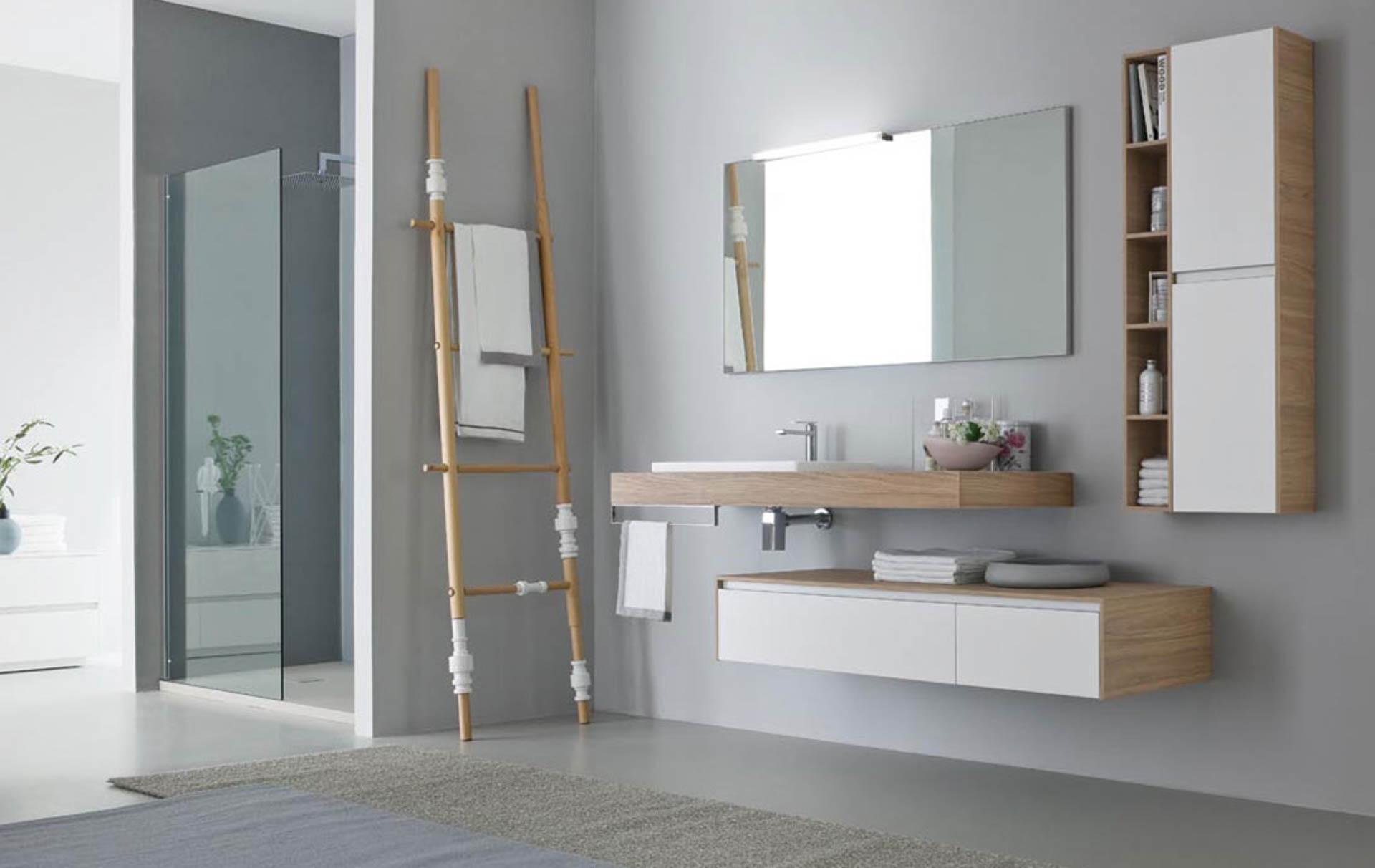 Nyu, mobili bagno dalleleganza senza tempo - Orsolini