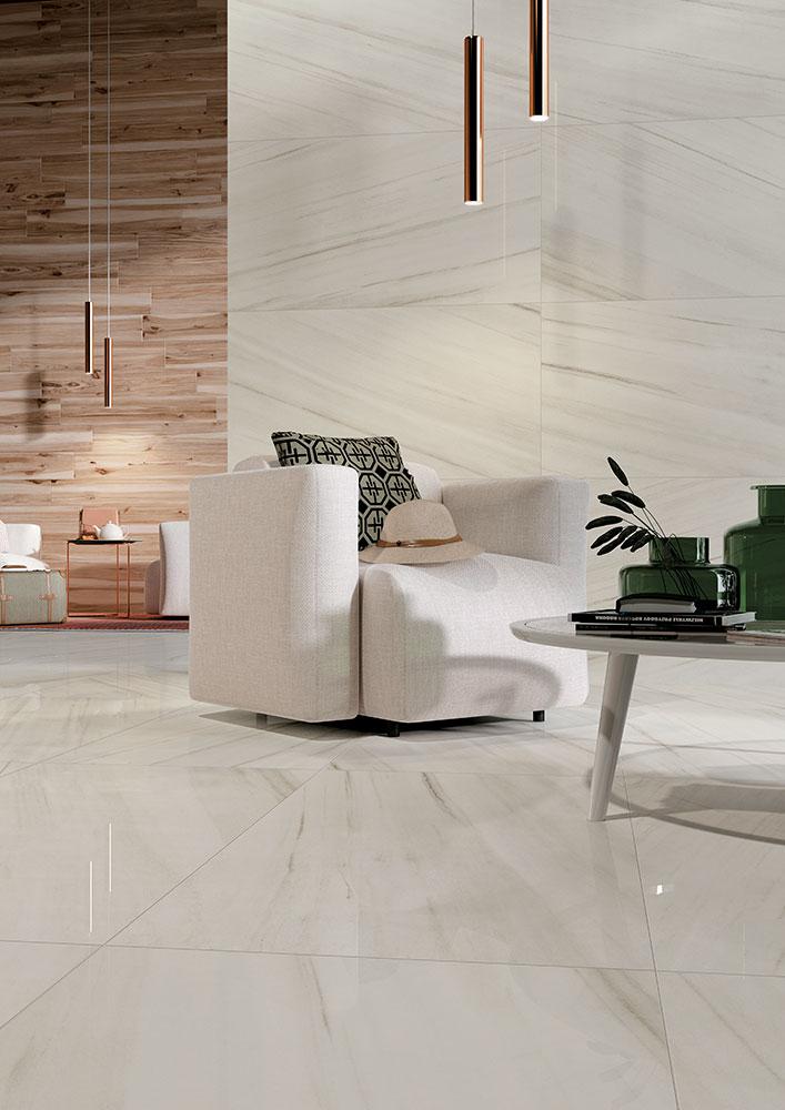 L effetto marmo contemporaneo di mirage orsolini