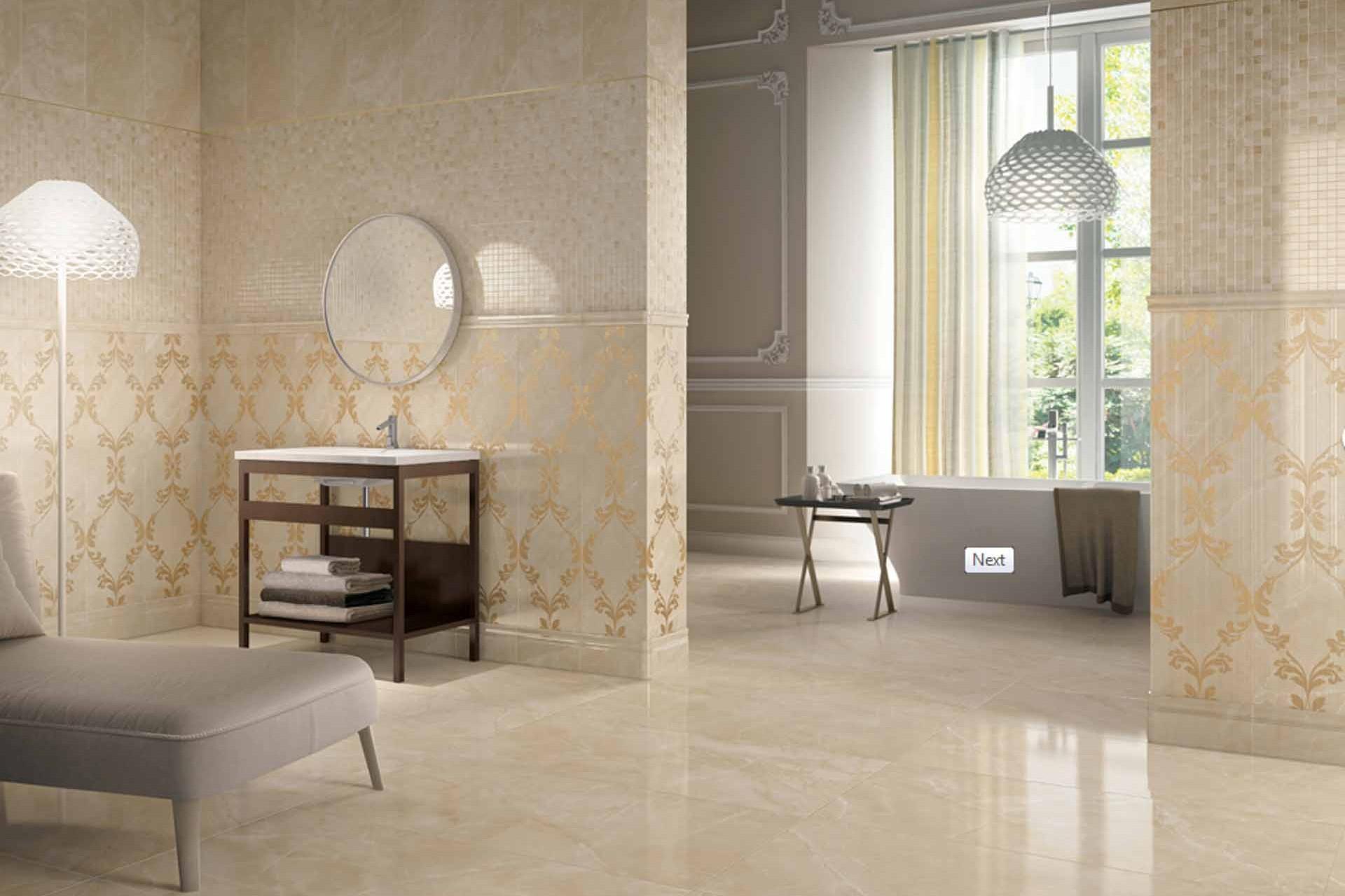 Scegli il pavimento per la tua casa da orsolini for Piastrelle bagno 60x120