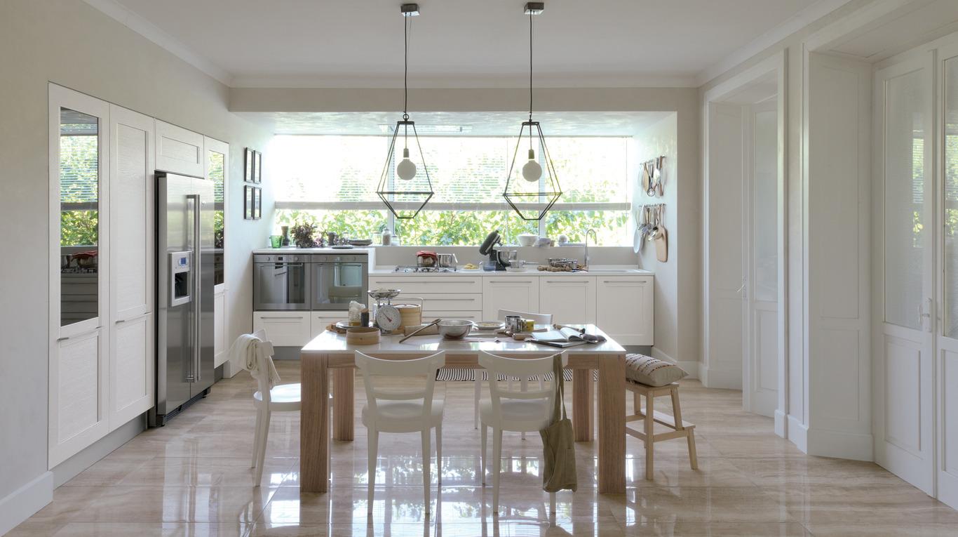 Con Dialogo, l\'essenza rovere diventa protagonista della cucina ...