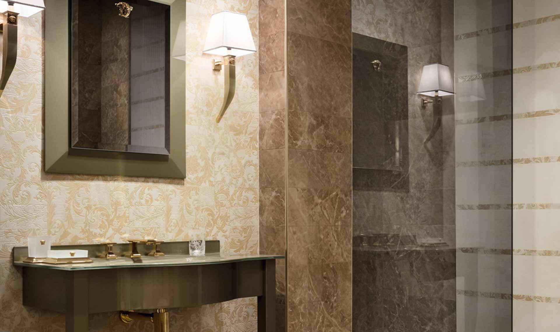 mattonelle bagno versace ~ Comarg.com = Interior Design ed ...