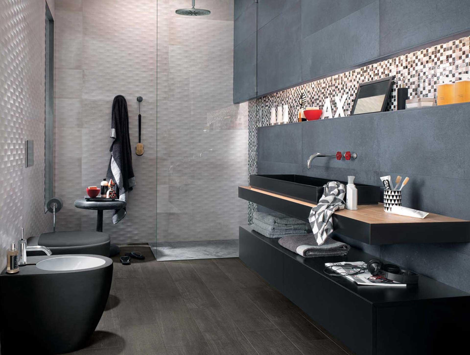 creta il rivestimento bagno tradizionale dal gusto contemporaneo orsolini. Black Bedroom Furniture Sets. Home Design Ideas