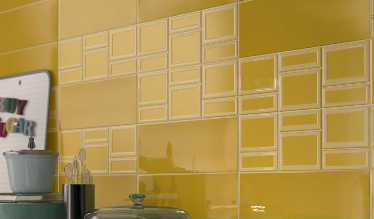 Il rivestimento bagno non convenzionale di Imola Ceramica - Orsolini
