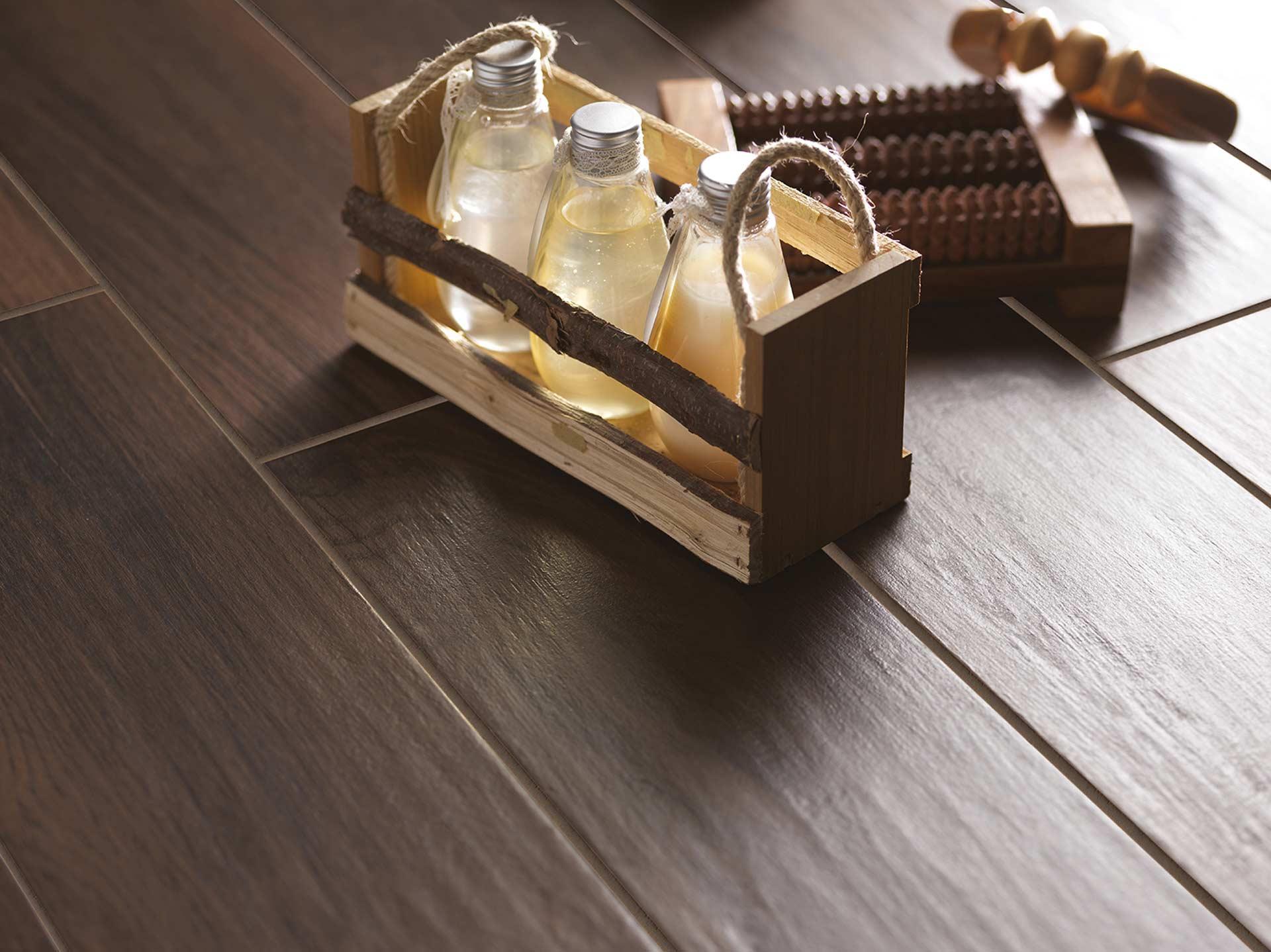 L effetto legno vintage di marazzi orsolini