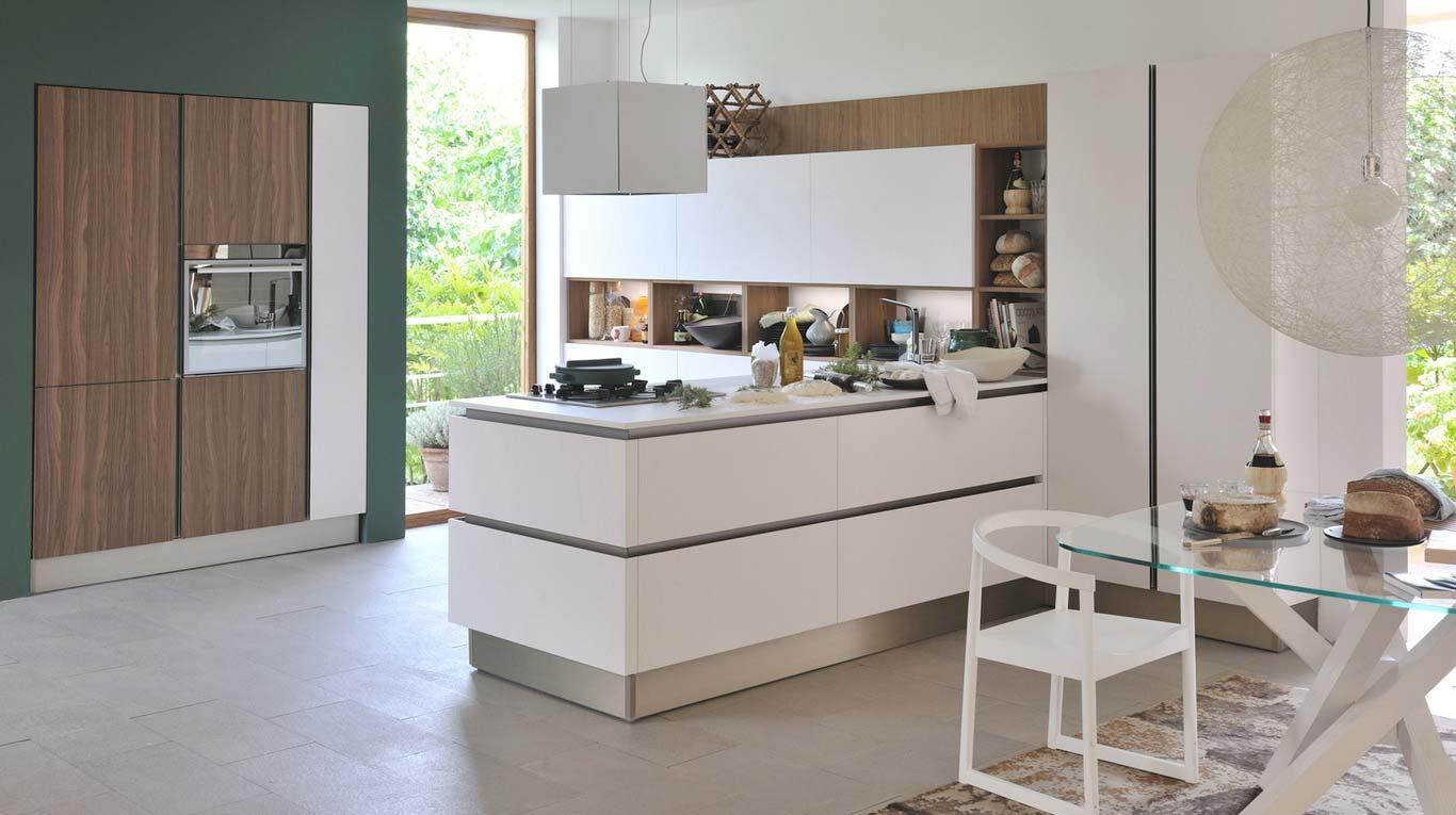 Opinioni Veneta Cucine Start Time.Essenzialita E Funzionalita Per La Cucina Oyster Pro Orsolini