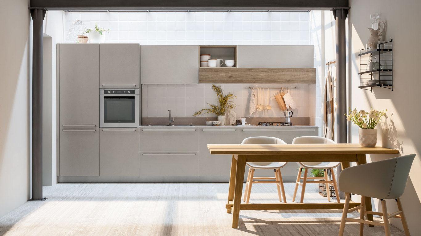 Start-Time, la cucina che unisce economicità e design - Orsolini