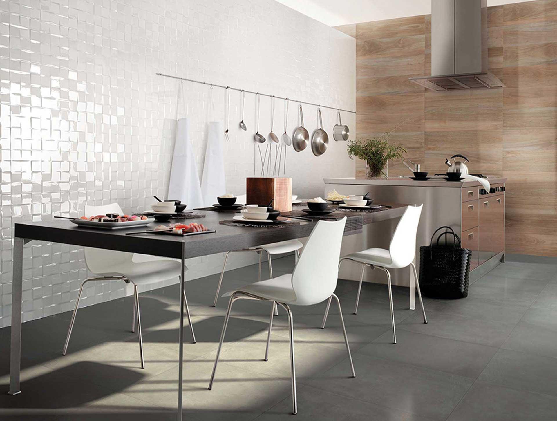 Piastrelle Parete Cucina Moderna : Piastrelle per parete cucina ...