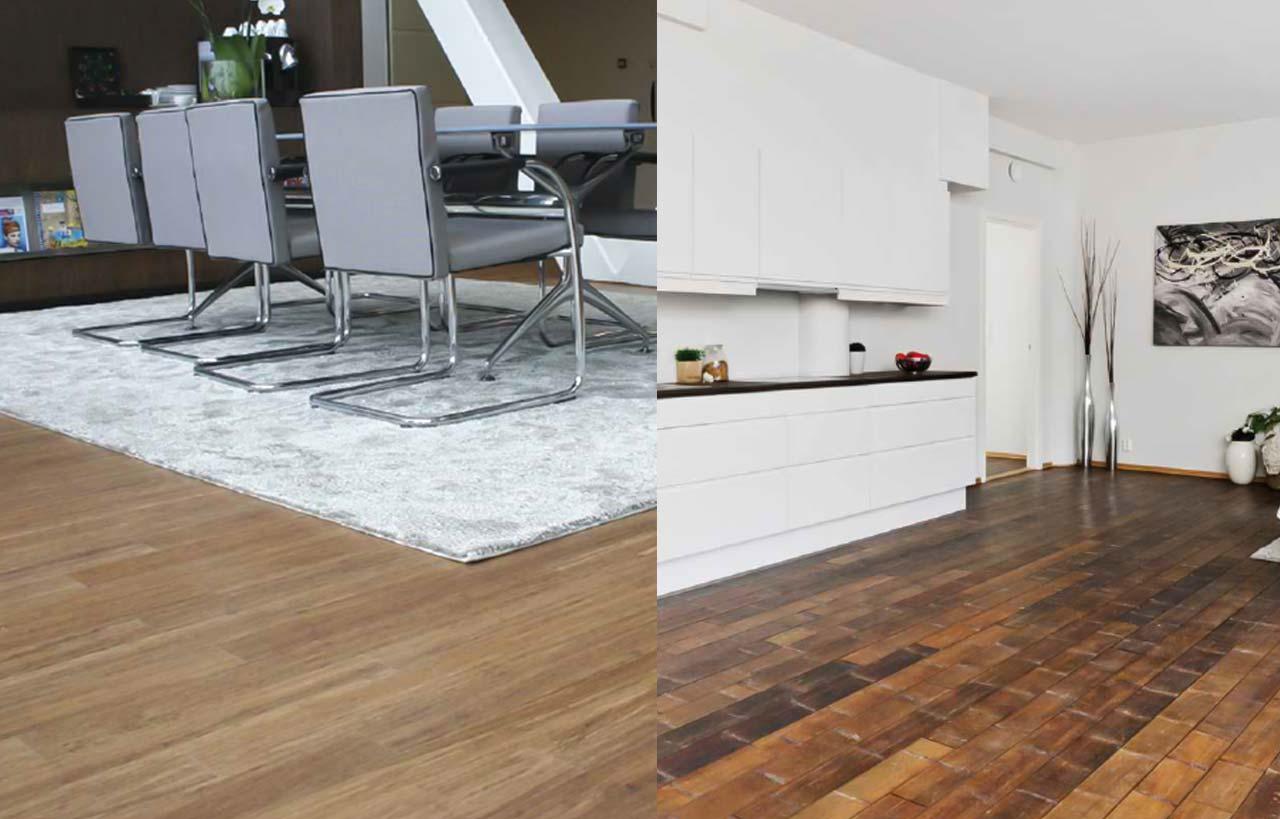Pavimenti in bamb orsolini for Pavimenti per cucina e soggiorno