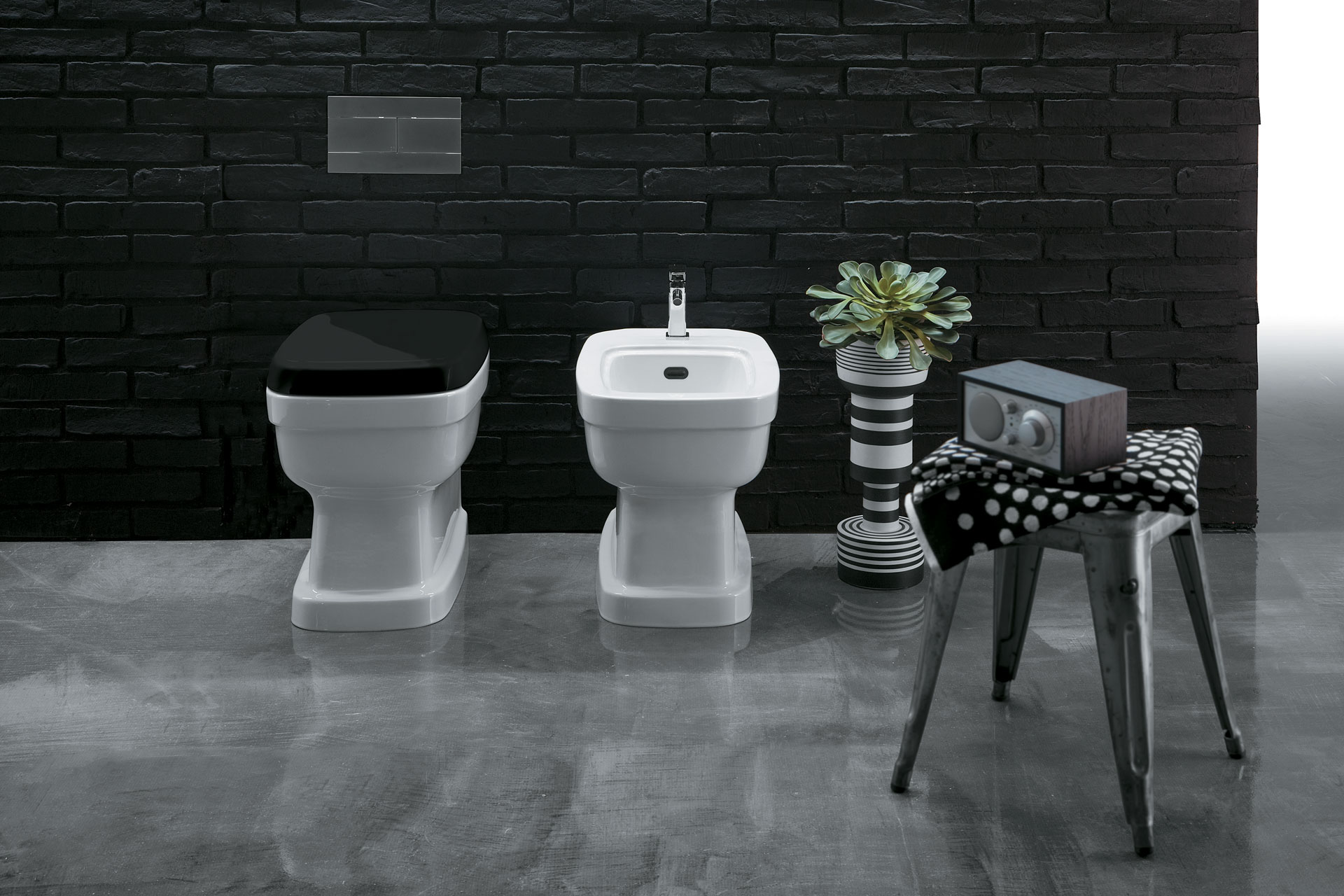 Un richiamo vintage in chiave moderna con simas evolution - Rubinetti sanitari bagno ...