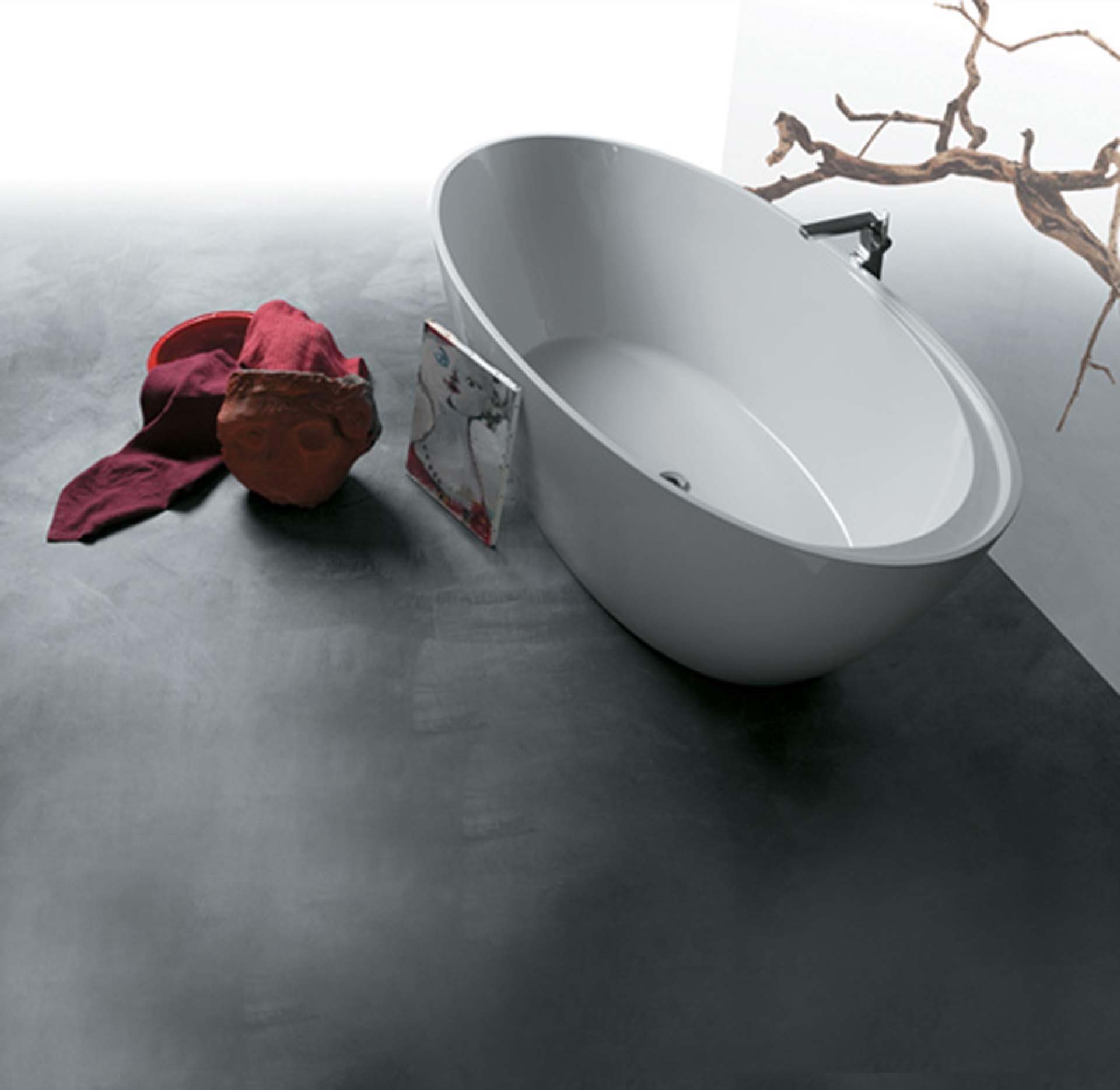 Simas bohemien arreda il bagno con ricercatezza orsolini - Arreda il tuo bagno ...