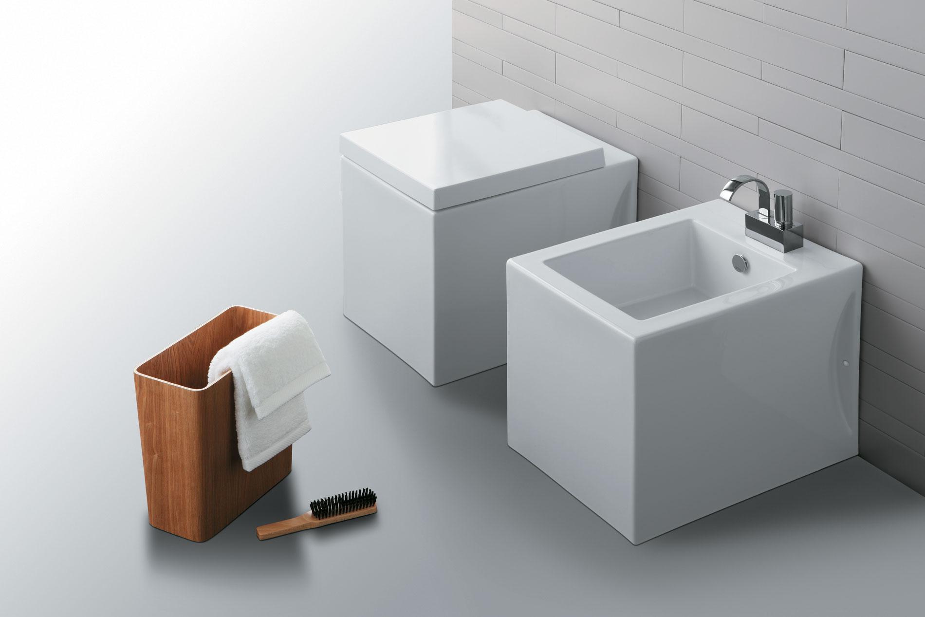Sanitari frozen boiserie in ceramica per bagno for Sanitari per bagno in offerta