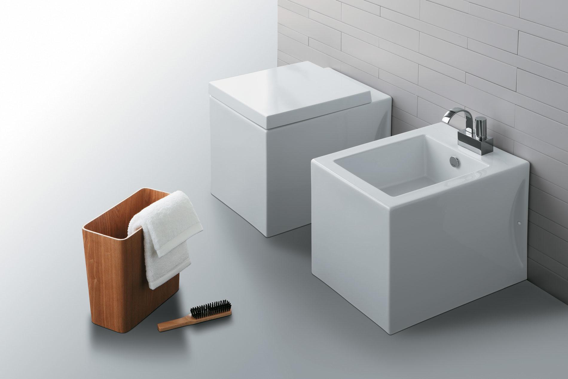 Simas Frozen: design senza compromessi per sculture da bagno - Orsolini