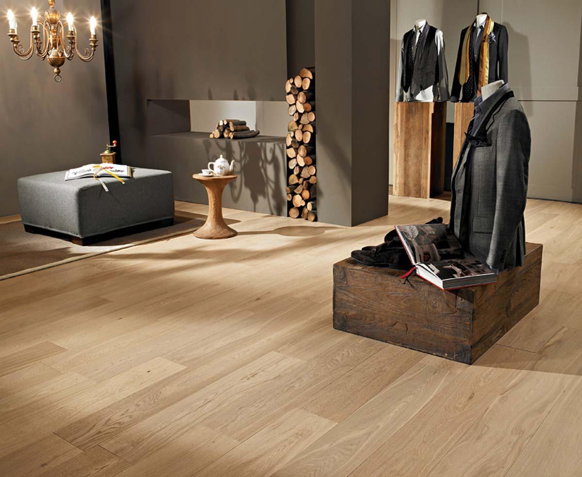 Original parquet pavimenti in legno da orsolini s p a - Parquet nel bagno ...