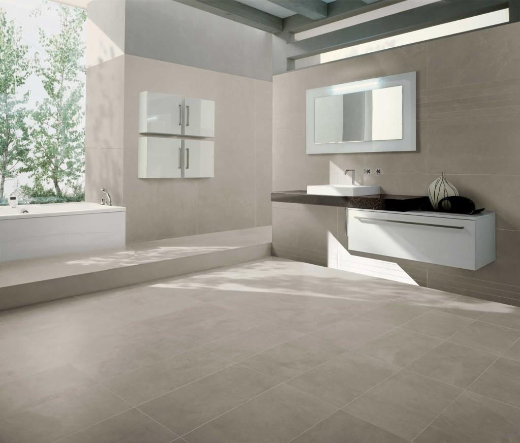 Arredo bagno soluzioni per un bagno minimal orsolini for Interni minimalisti