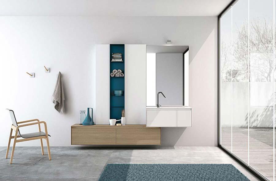 Mobili per il bagno, orsolini e altamarea