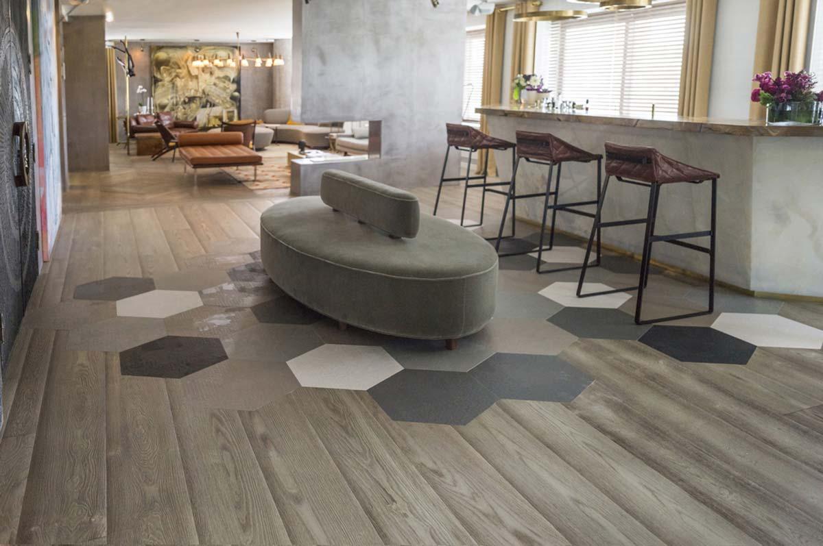 Idee Per Il Colore Delle Pareti In Soggiorno : I pavimenti fatti a mano di mardegan legno da orsolini s p