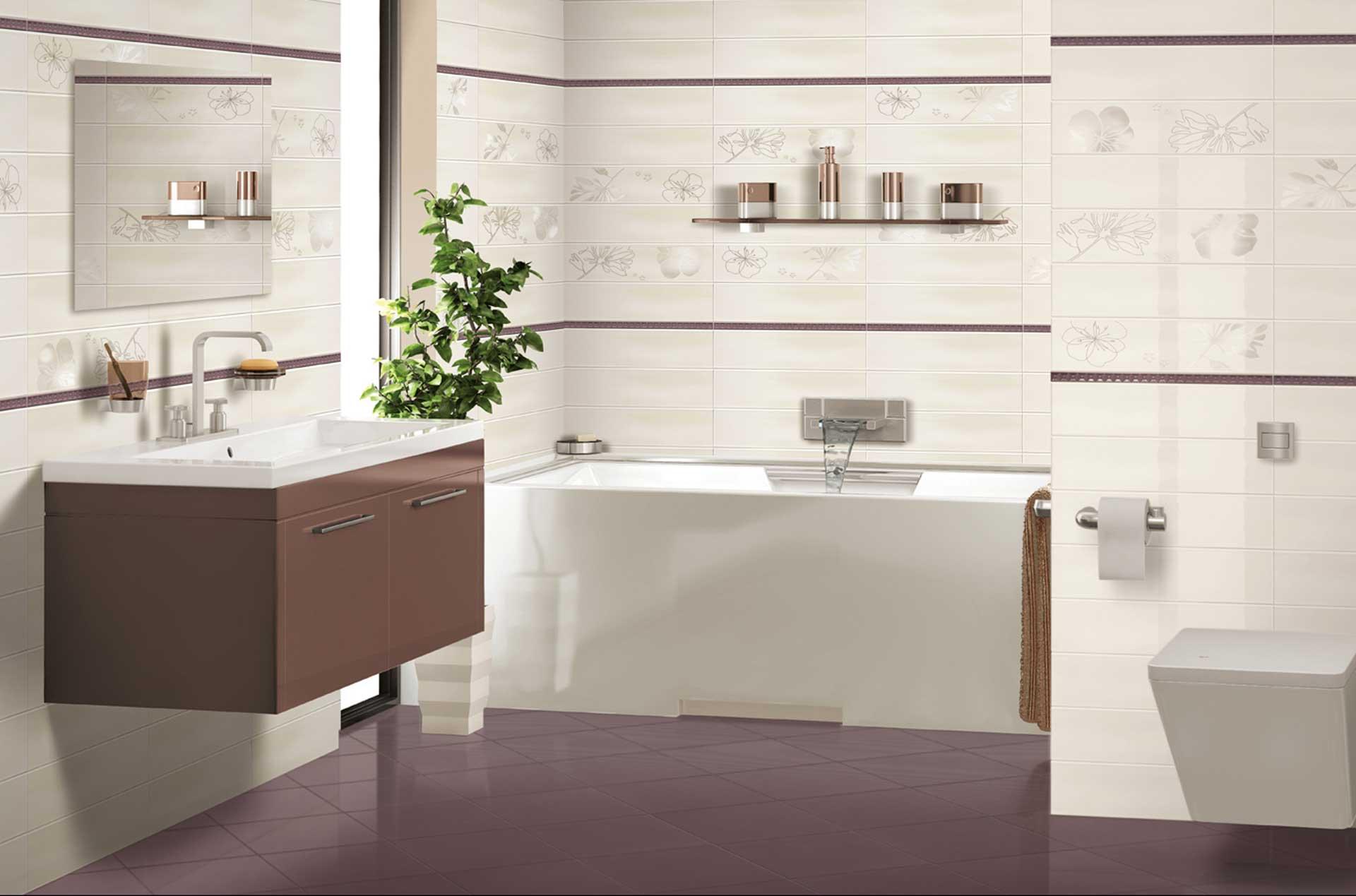 Rivestimenti bagno orsolini e collezione tentazioni di cir for Ceramiche per bagno moderno