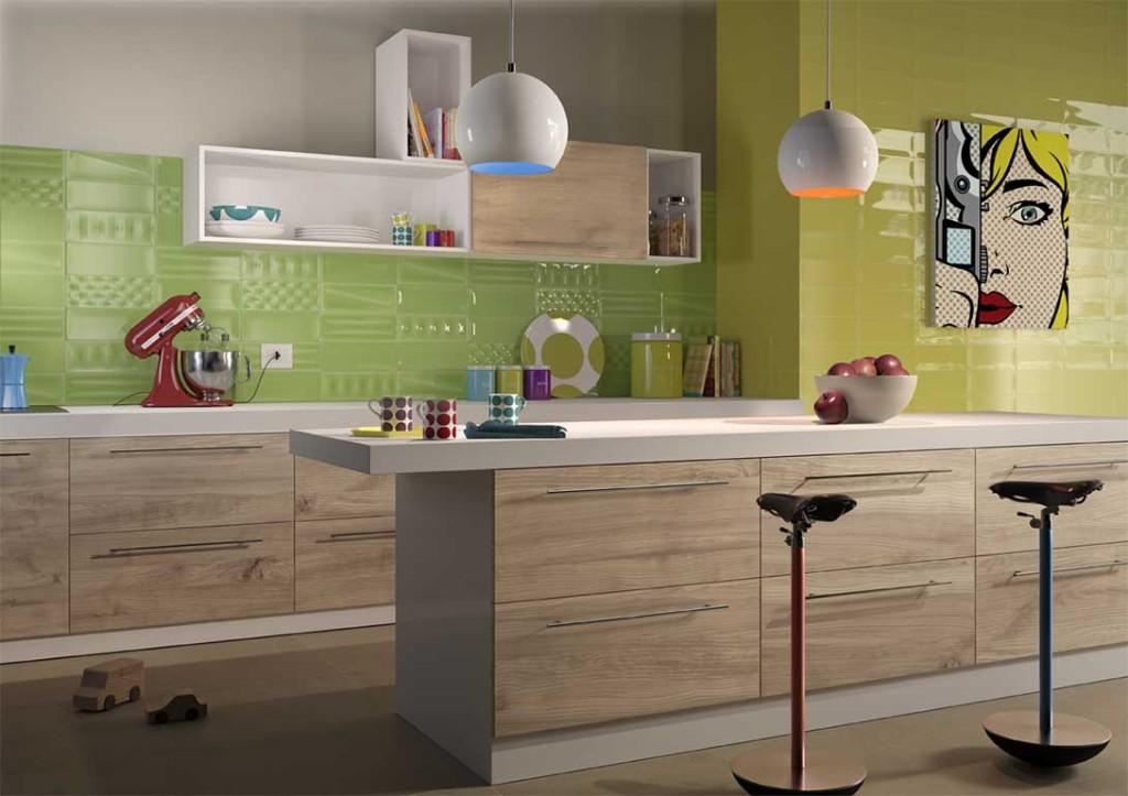 Rivestimenti per cucine: innovazione e design - Orsolini