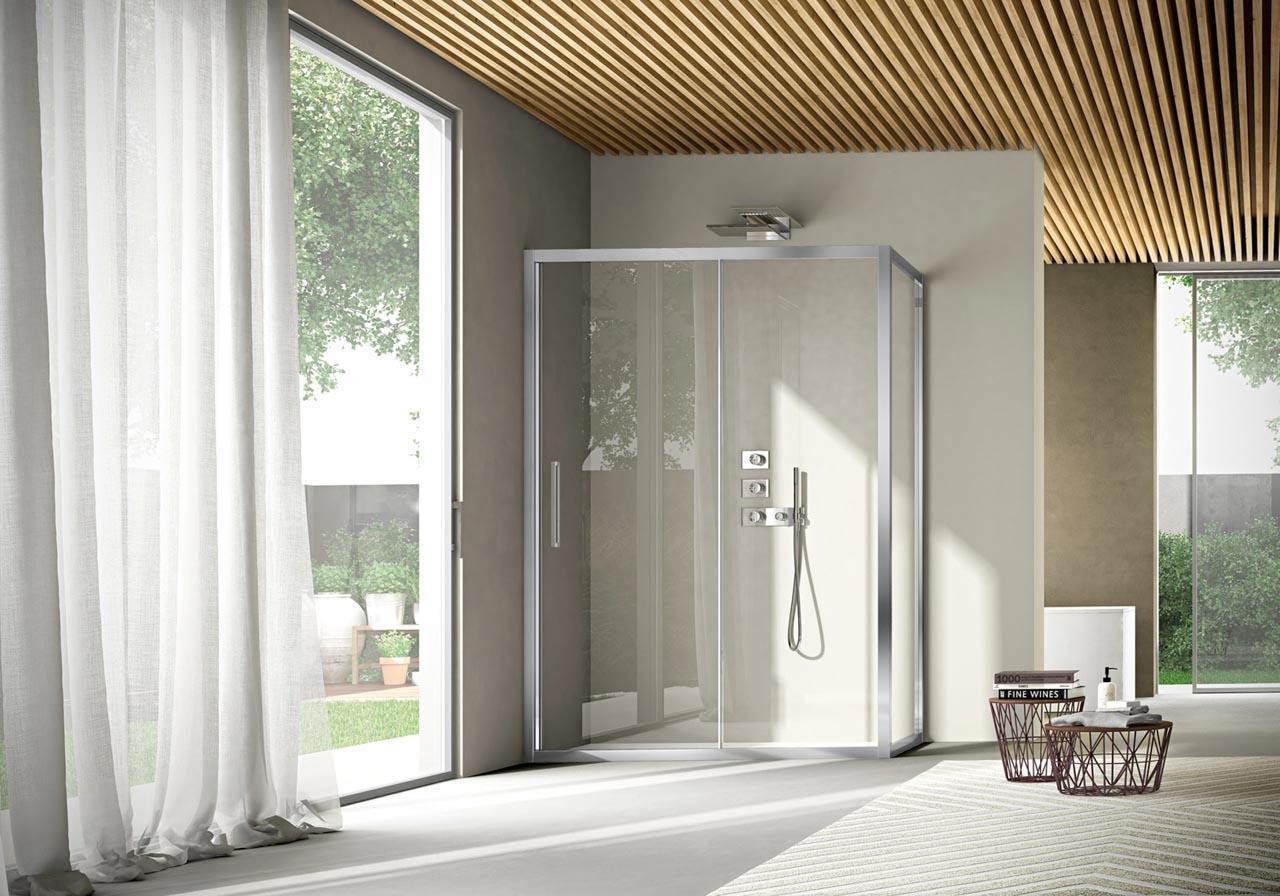 Box doccia e cabine doccia disenia