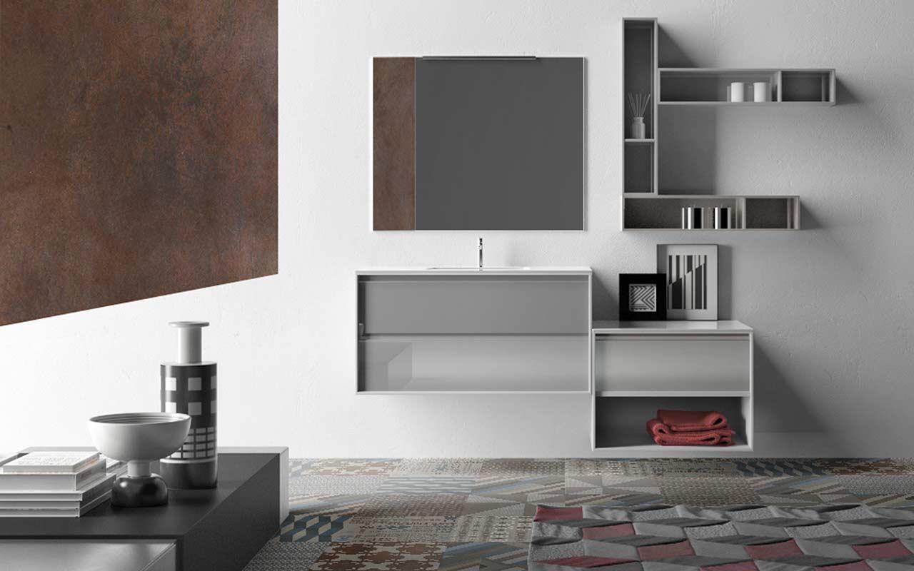 Mobili bagno orsolini design casa creativa e mobili for Mobili bagno design