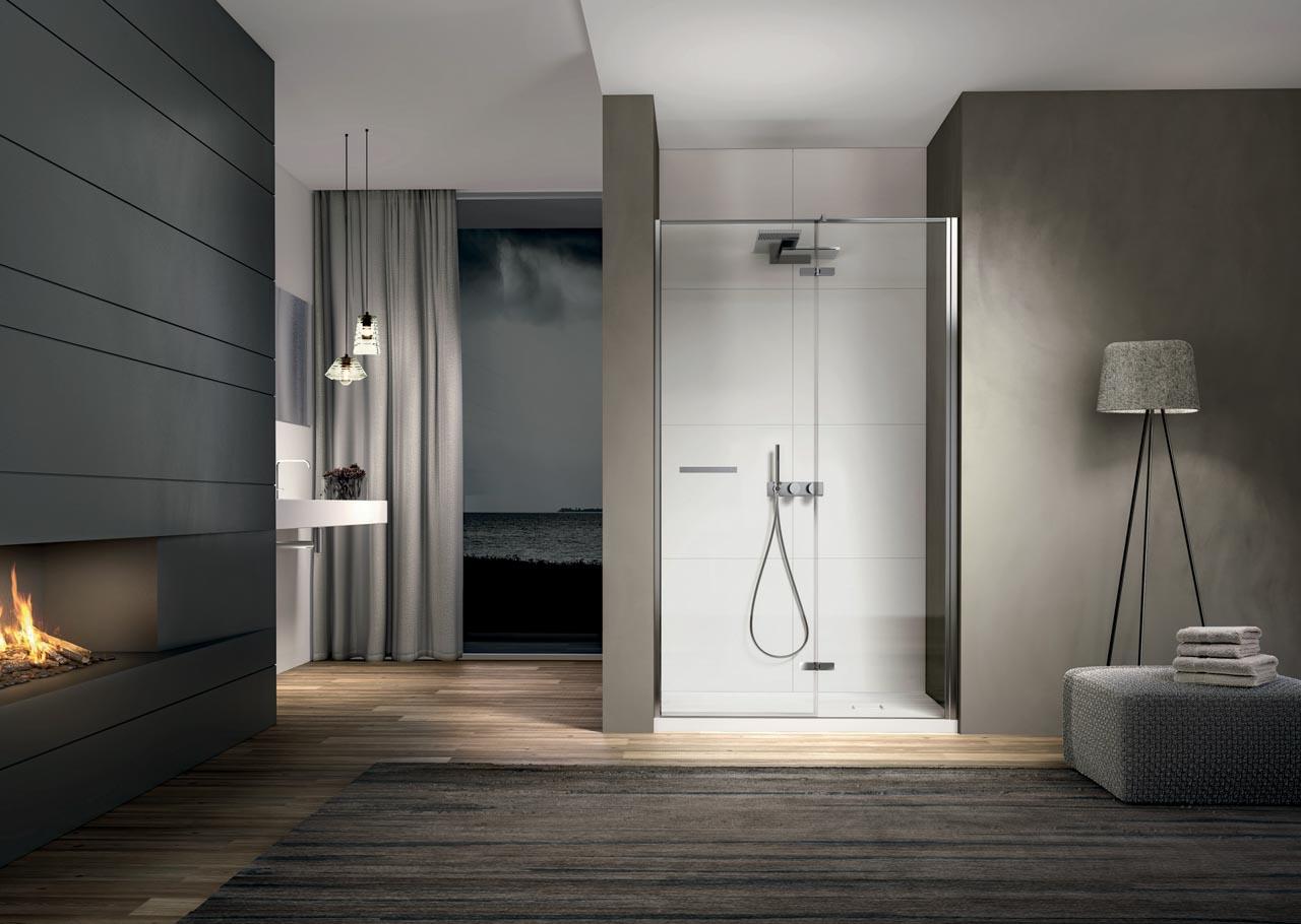 Box doccia e cabine doccia disenia - Porte per docce ...
