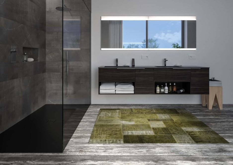 Base A Giorno Laterale Atlantic : Plana i mobili bagno hi tech e ultramoderni di berloni