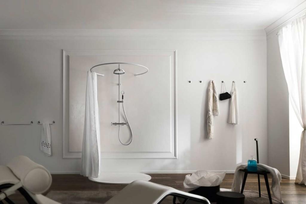 Soffioni doccia l 39 acqua nella sua forma migliore orsolini - Nobili rubinetterie bagno ...