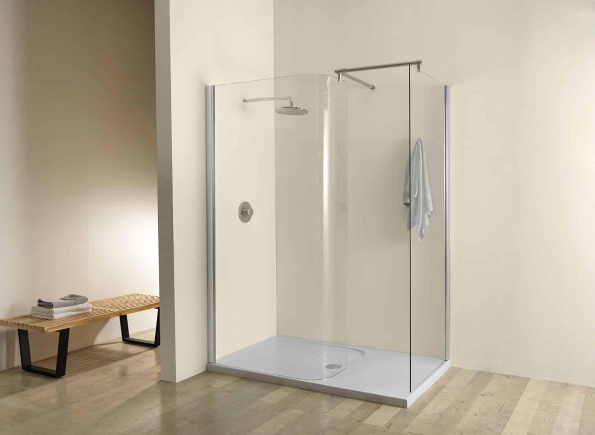 Rainbox, box doccia in cristallo