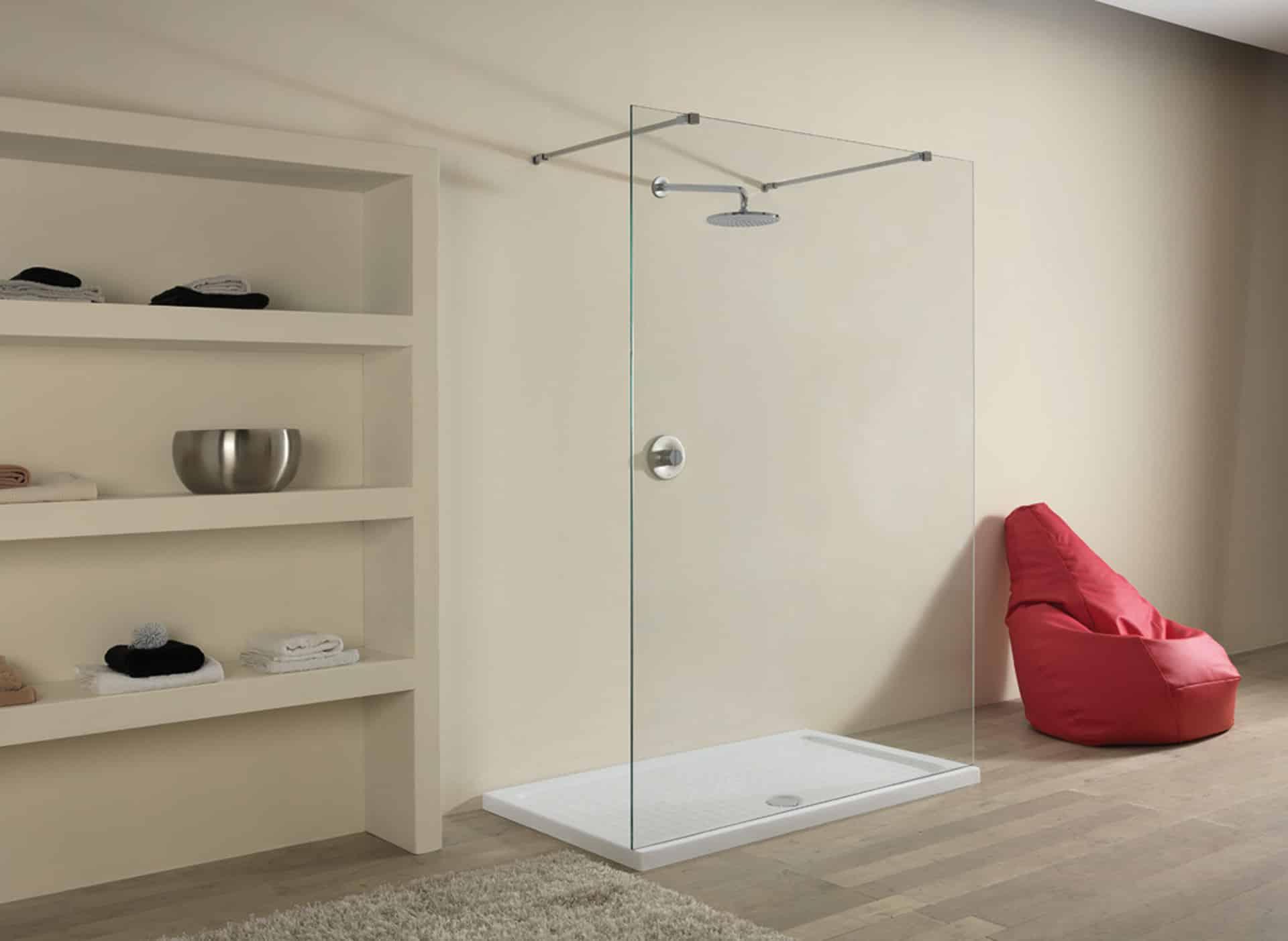 Box doccia design e funzionalit per il bagno orsolini for Accessori doccia design