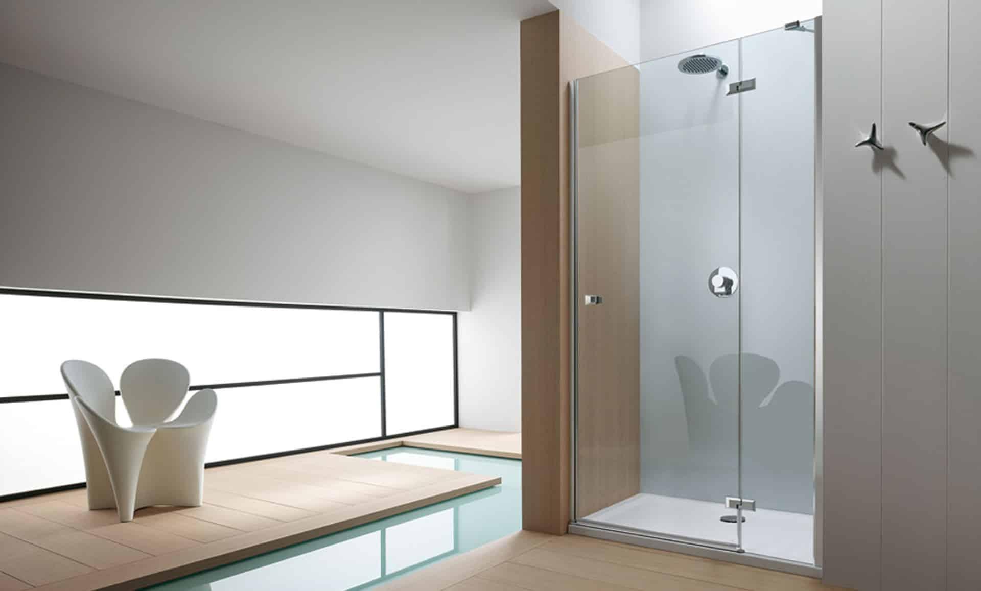 Vasca Da Bagno Con Doccia Incorporata : Cabine doccia teuco orsolini