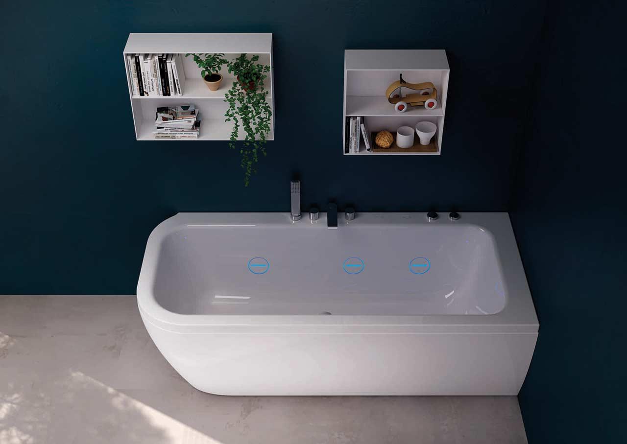 Vasca Da Bagno Incasso Teuco : Vasche da bagno teuco prezzi teuco torino le nostre camere