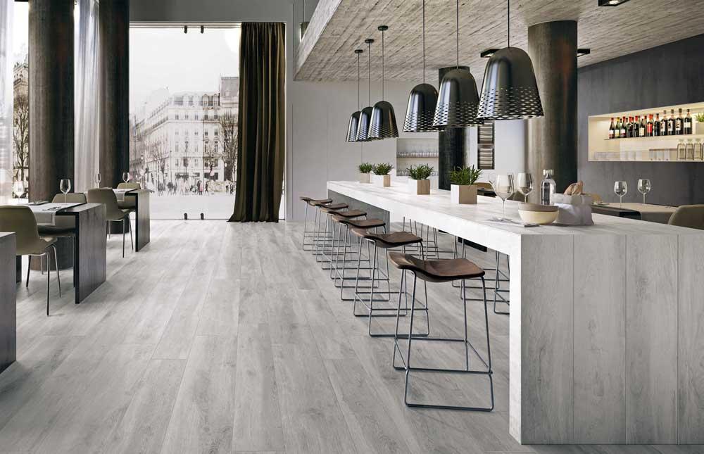 Woodtime, l'effetto legno per interni e esterni
