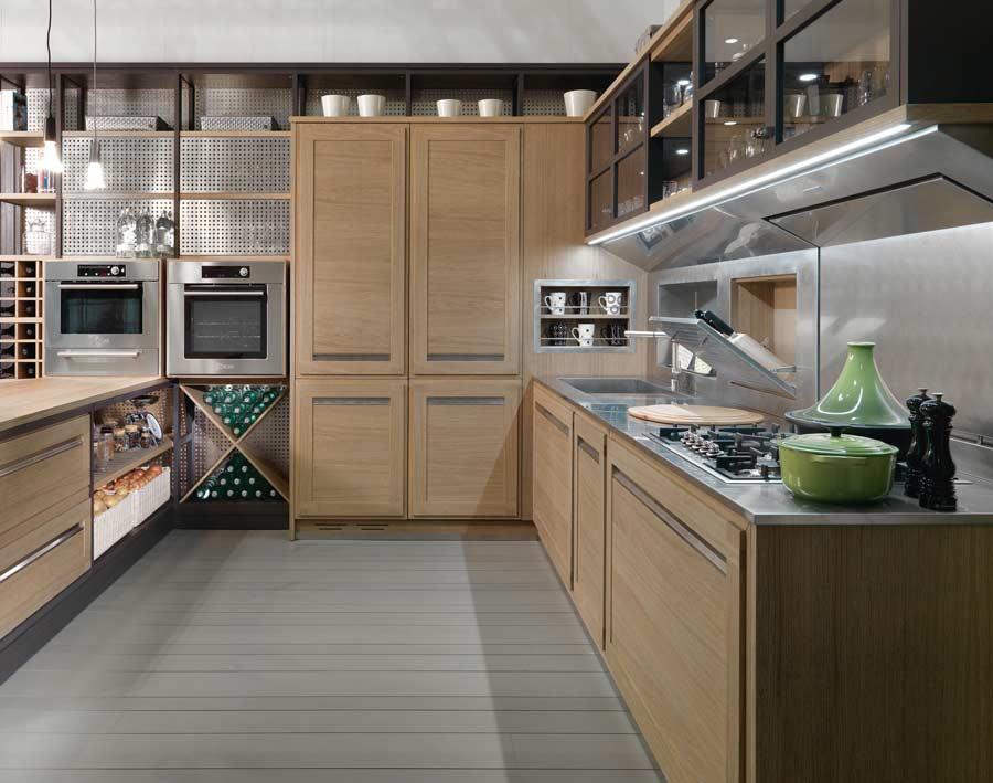 Cucina classica Roveretto, la nuovissima cucina dalle linee ...