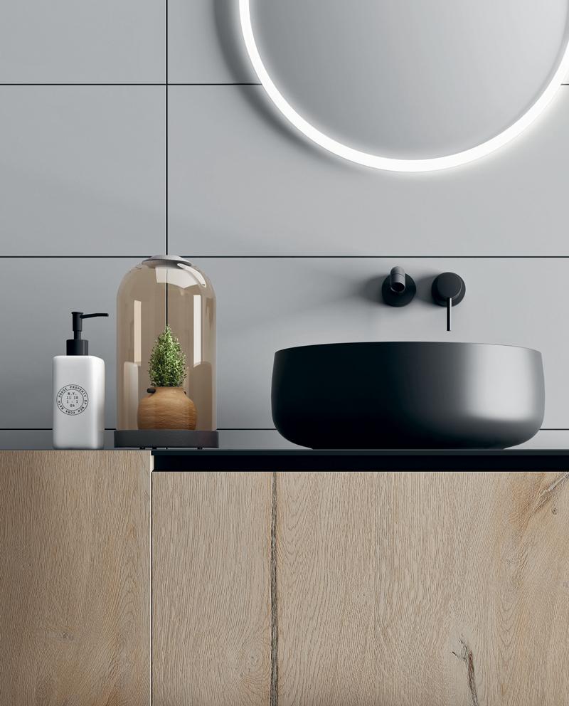 Diva, il mobile bagno raffinato e elegante