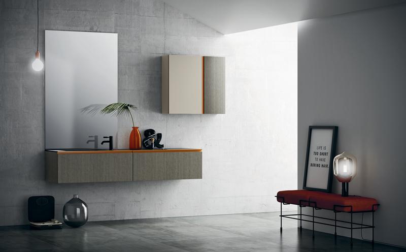 Opera il mobile bagno raffinato e elegante for Arredi per il bagno