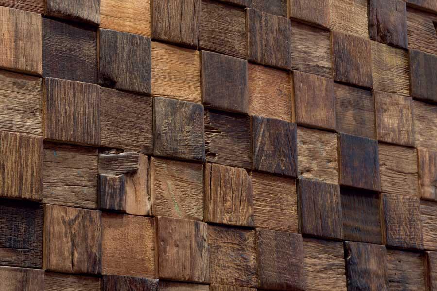 Woodwall il rivestimento in legno 100 green for Rivestimento legno