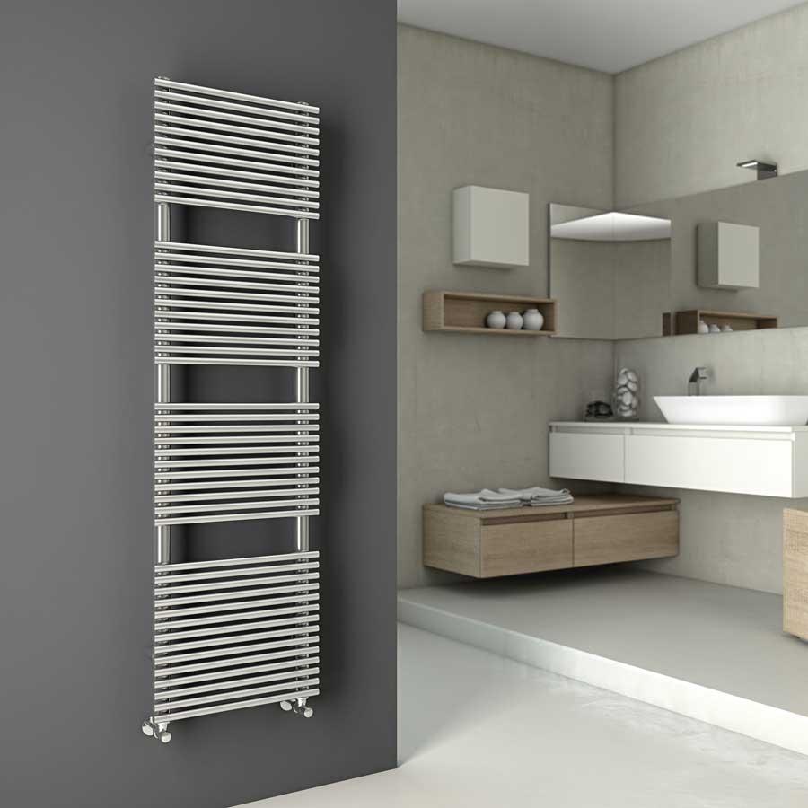 Cordivari radiatori e scaldasalviette - Termoarredo bagno misure ...