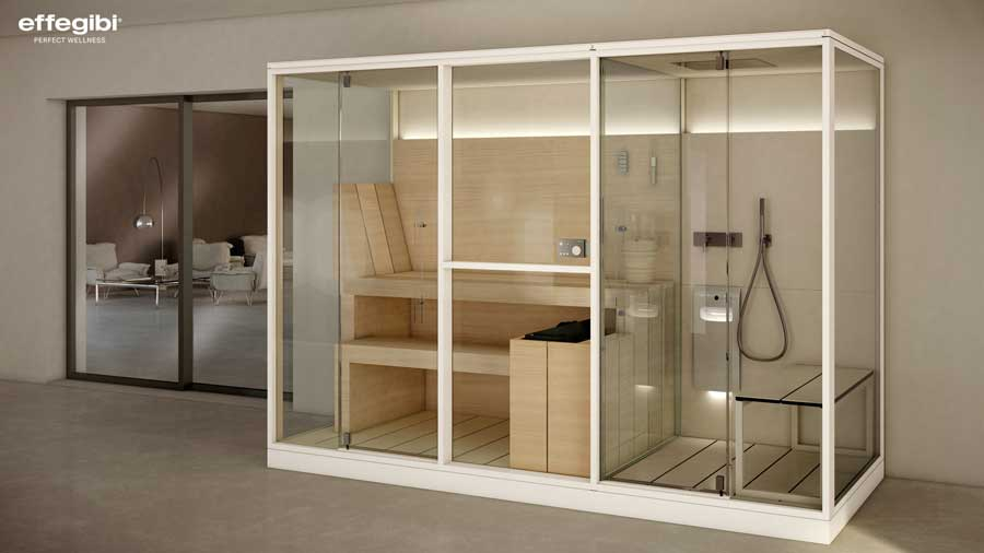 Cool with sauna costi for Costo per costruire una sauna