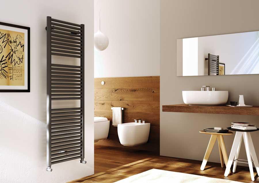 Cordivari radiatori e scaldasalviette for Termoarredo bagno piccolo